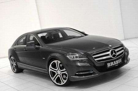Mercedes CLS by Brabus - anteriore