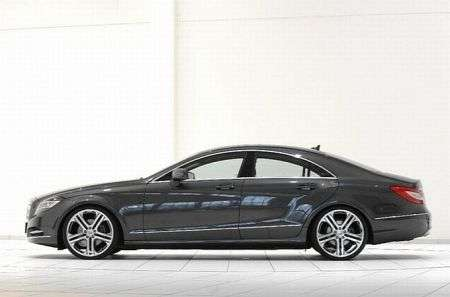 Mercedes CLS by Brabus - laterale