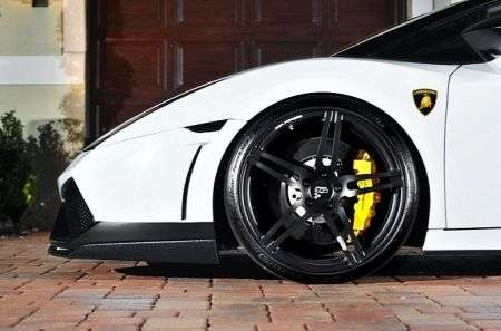 Lamborghini Gallardo by RSC - laterale