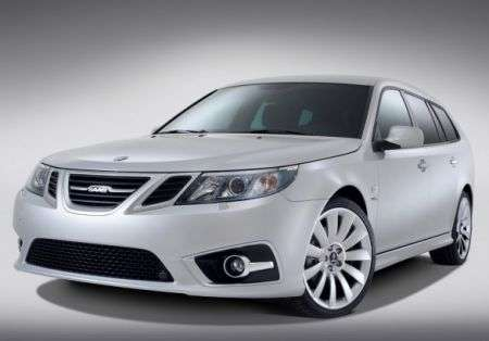 Saab 9-3 Griffin muso