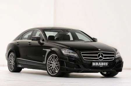 Mercedes CLS by Brabus - davanti