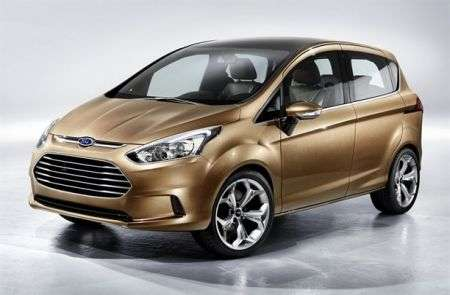 Ford B-Max - frontale