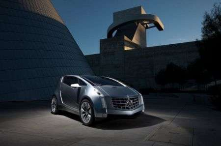 Cadillac Urban Luxury Concept - frontale