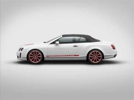Bentley Continental Supersports Convertible ISR - chius