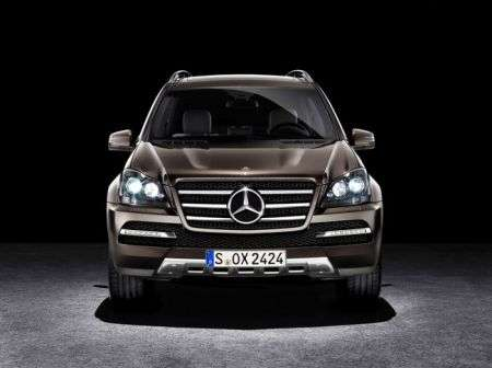 Mercedes GL Grand Edition muso
