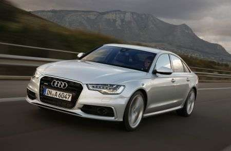Audi A6 - frontale