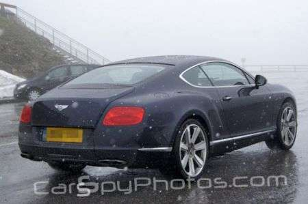 Bentley Continental GT Speed restyling retro