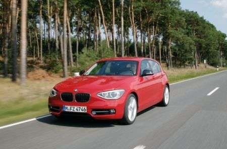 BMW Serie 1 muso