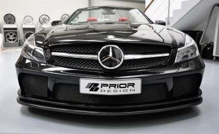 Mercedes SL Black Edition - muso
