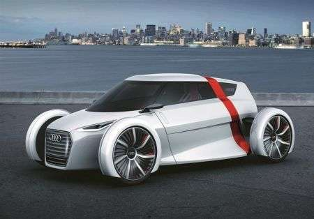 Audi Urban Concept - frontale