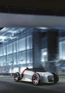 Audi Urban Concept Spider - frontale