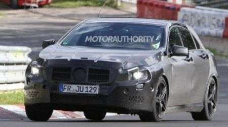 Mercedes Classe A AMG - frontale