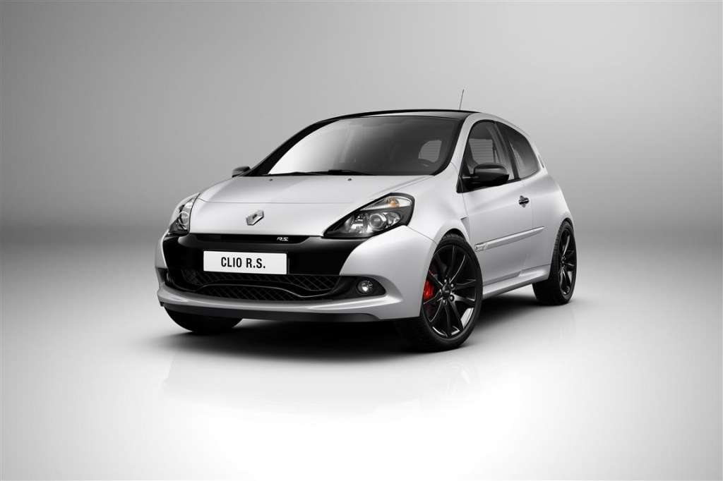 Renault Clio RS Ange Demon - frontale