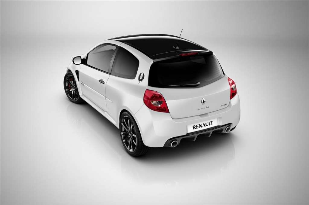 Renault Clio RS Ange Demon - retro