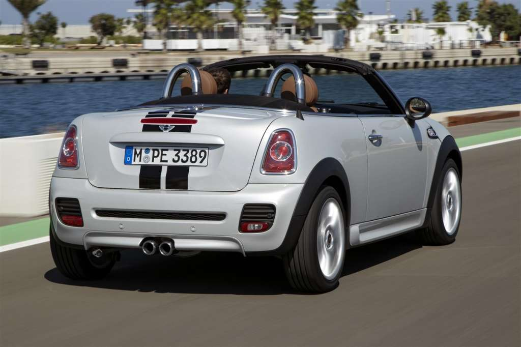 mini roadster 2012 - coda