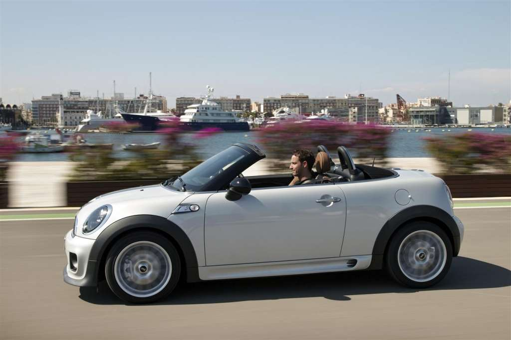 mini roadster 2012 - laterale
