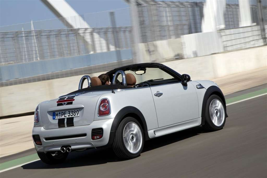 mini roadster 2012 - retro