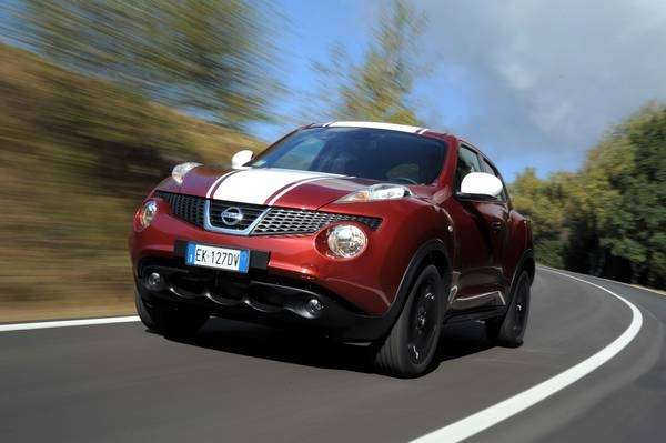 Nissan Juke Limited Edition 190 hp