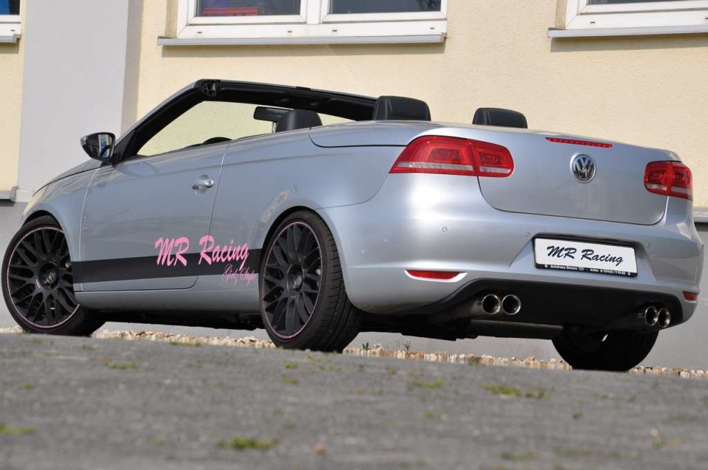 Retro della Volkswagen Eos by MR Racing