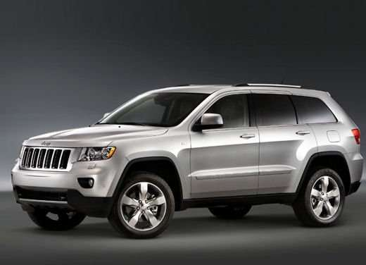 Il Suv Jeep Grand Cherokee