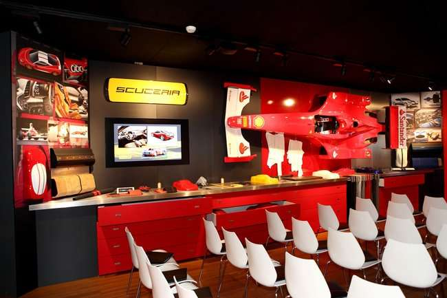 Ferrari Tailor-Made, Maranello