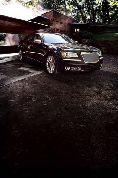 Muso della Chrysler 300 Luxury Series