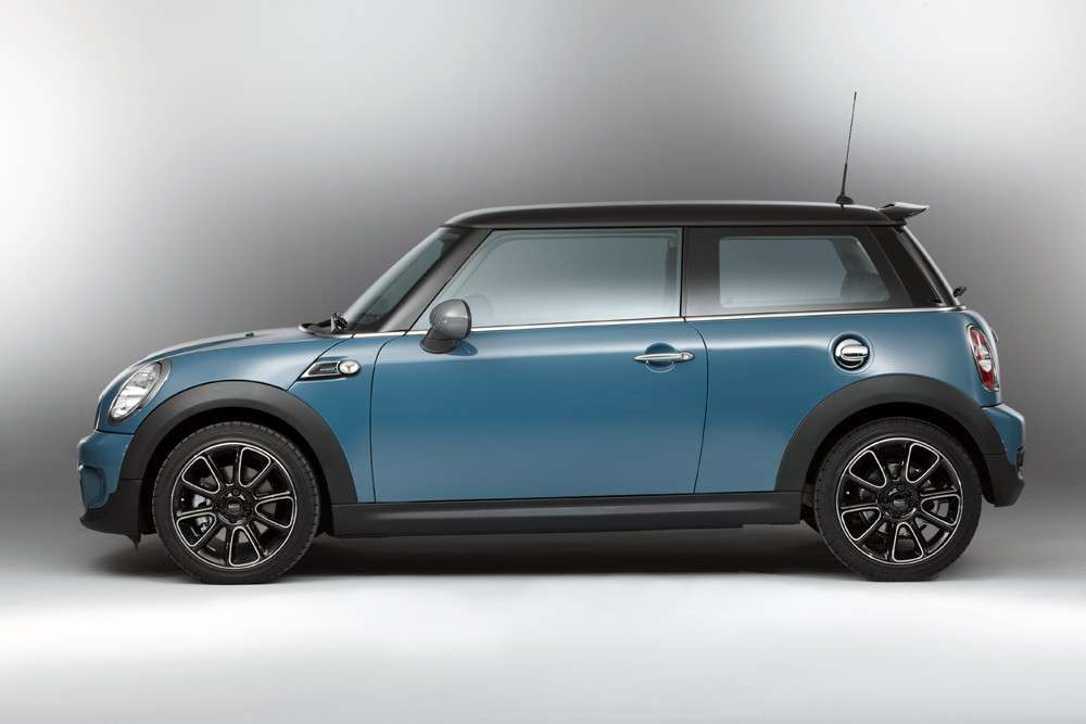 Mini Cooper S Bayswater, laterale