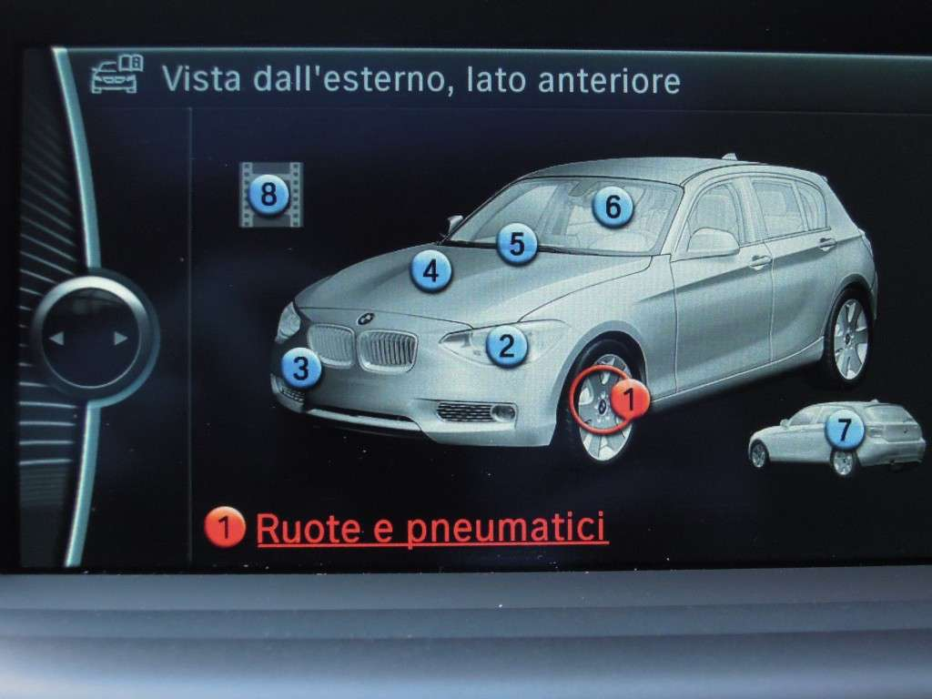 BMW Serie 1 2012 check up auto
