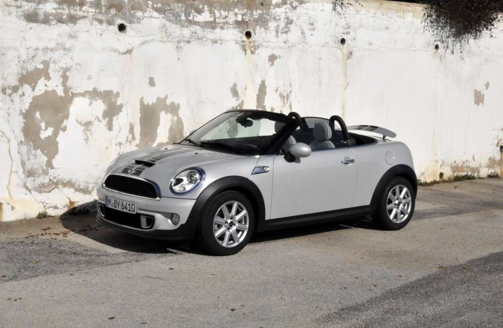 Mini Roadster, laterale