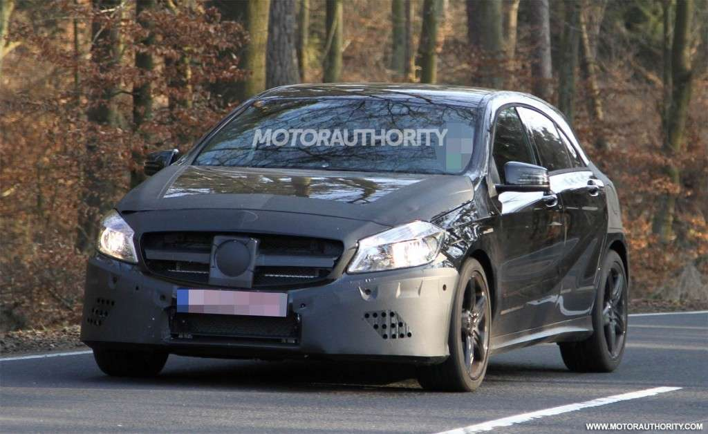 Mercedes-Benz A25 AMG frontale