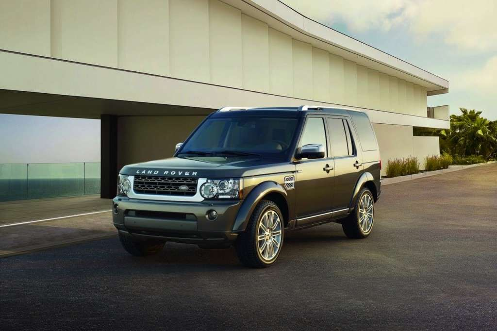 Land Rover Discovery Limited Edition