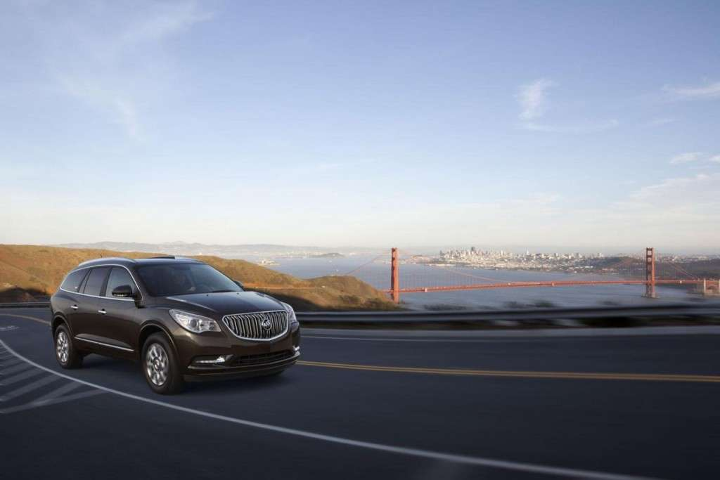 Buick Enclave 2013 muso