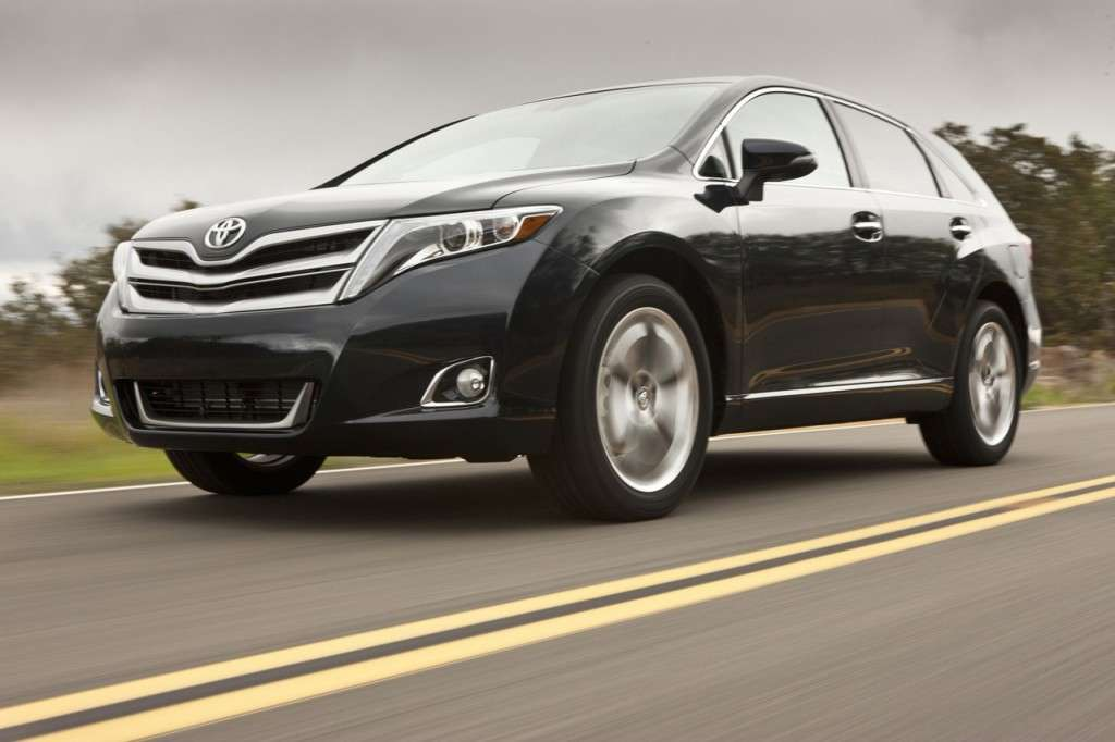 Toyota Venza 2013 frontale