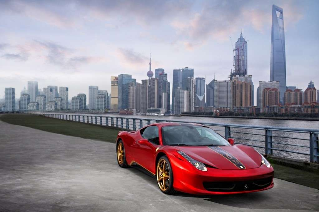 Ferrari 458 20th Anniversary