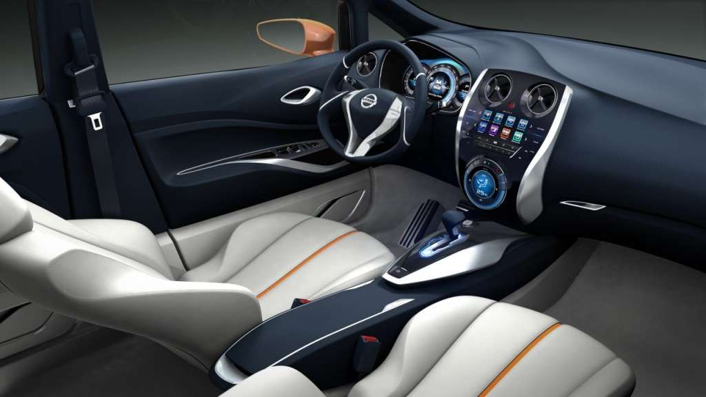 Nissan Invitation Concept interno