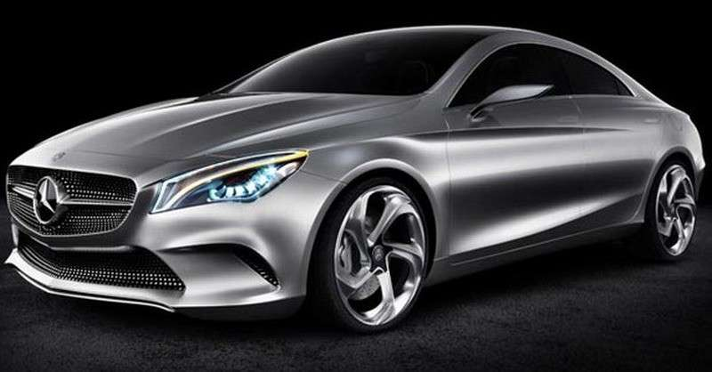 Mercedes Concept Style Coupe - frontale (2)