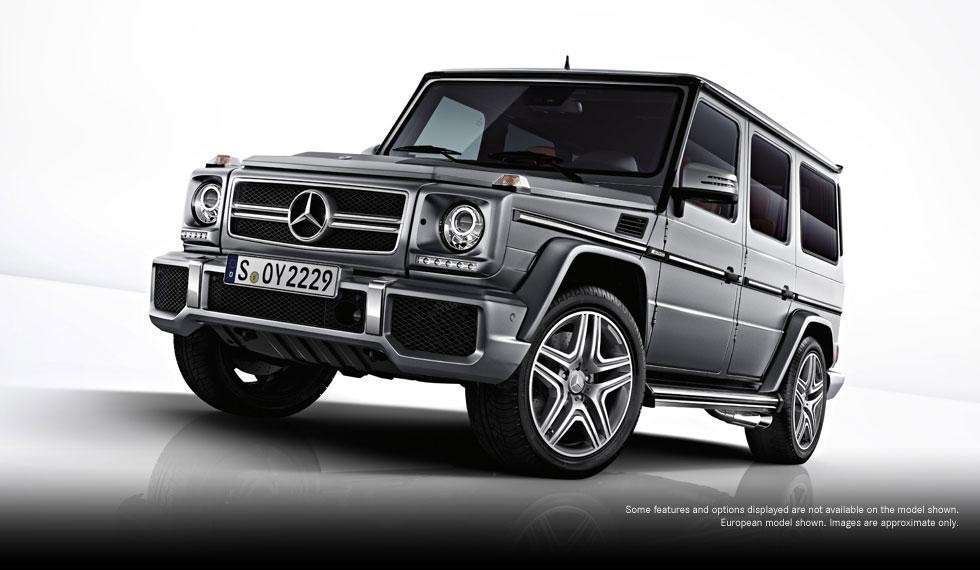 Mercedes G63 AMG 2012 frontale