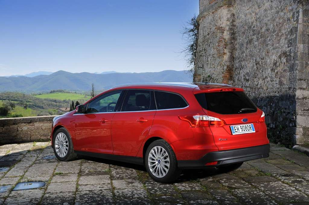 Ford Focus ECOnetic SW (1)