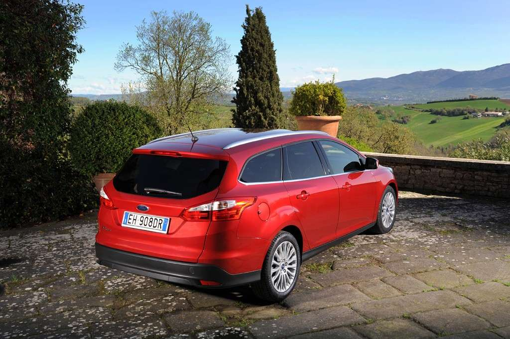 Ford Focus ECOnetic SW (3)