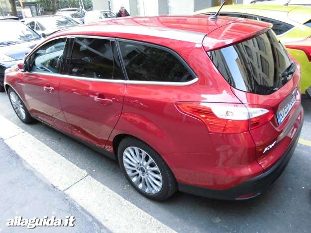 Ford Focus ECOnetic SW
