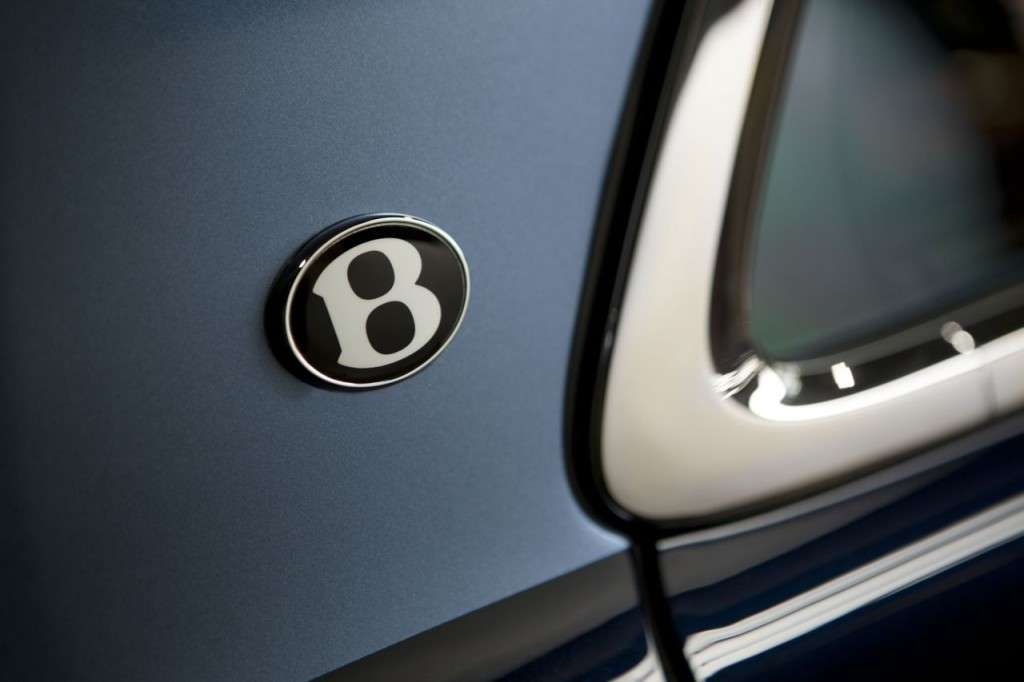 Bentley Mulsanne Diamond Jubilee Edition logo