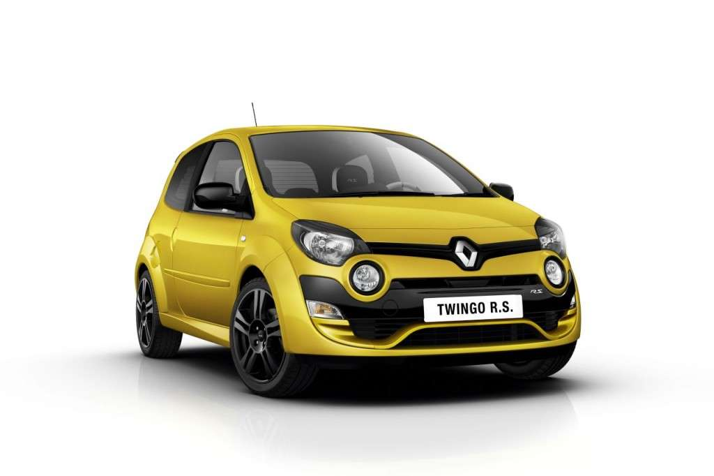 Renault Twingo RS 2012 muso