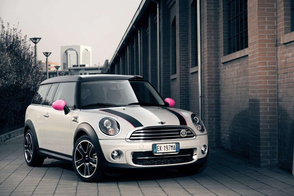 Mini Ray Line Clubman frontale