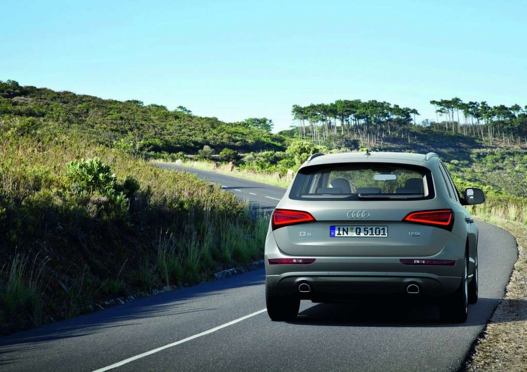 Audi Q5 MY 2013 restyling posteriore (2)
