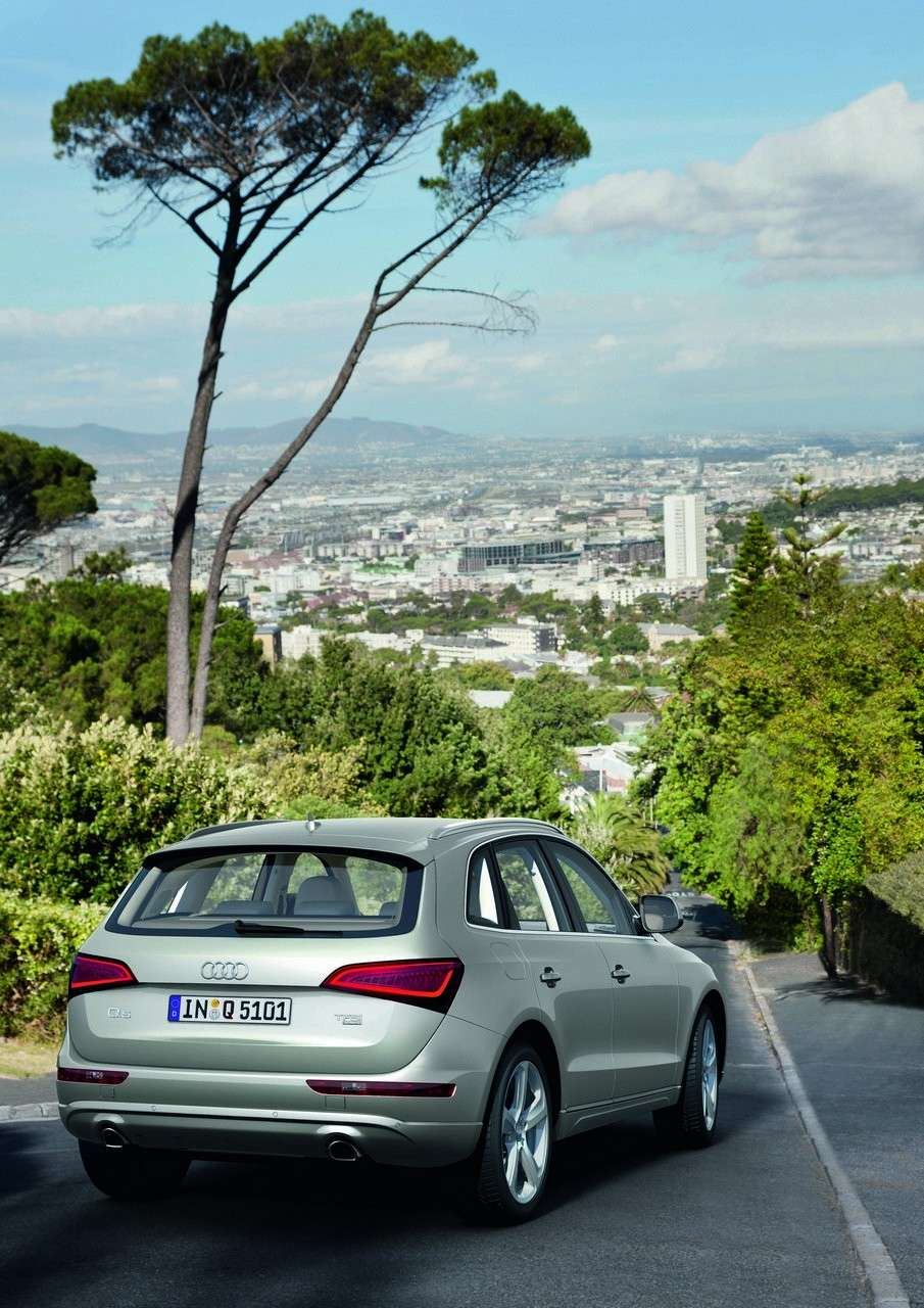 Audi Q5 MY 2013 restyling posteriore (3)