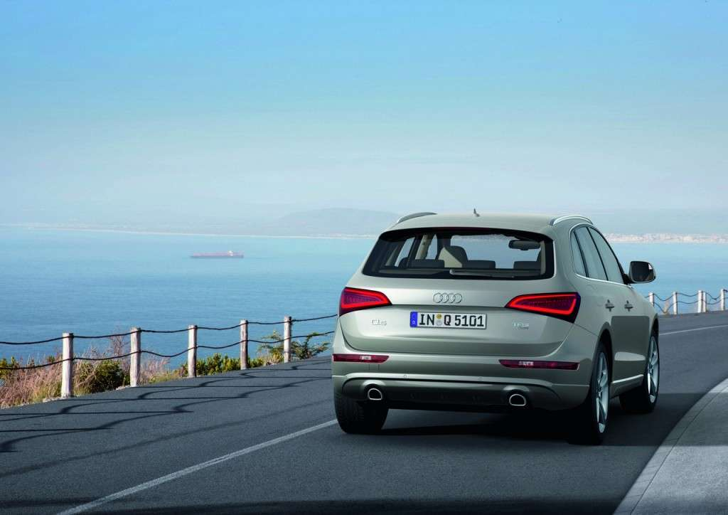 Audi Q5 MY 2013 restyling posteriore (4)