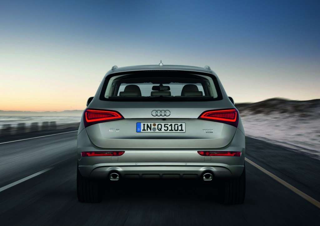 Audi Q5 MY 2013 restyling posteriore (5)