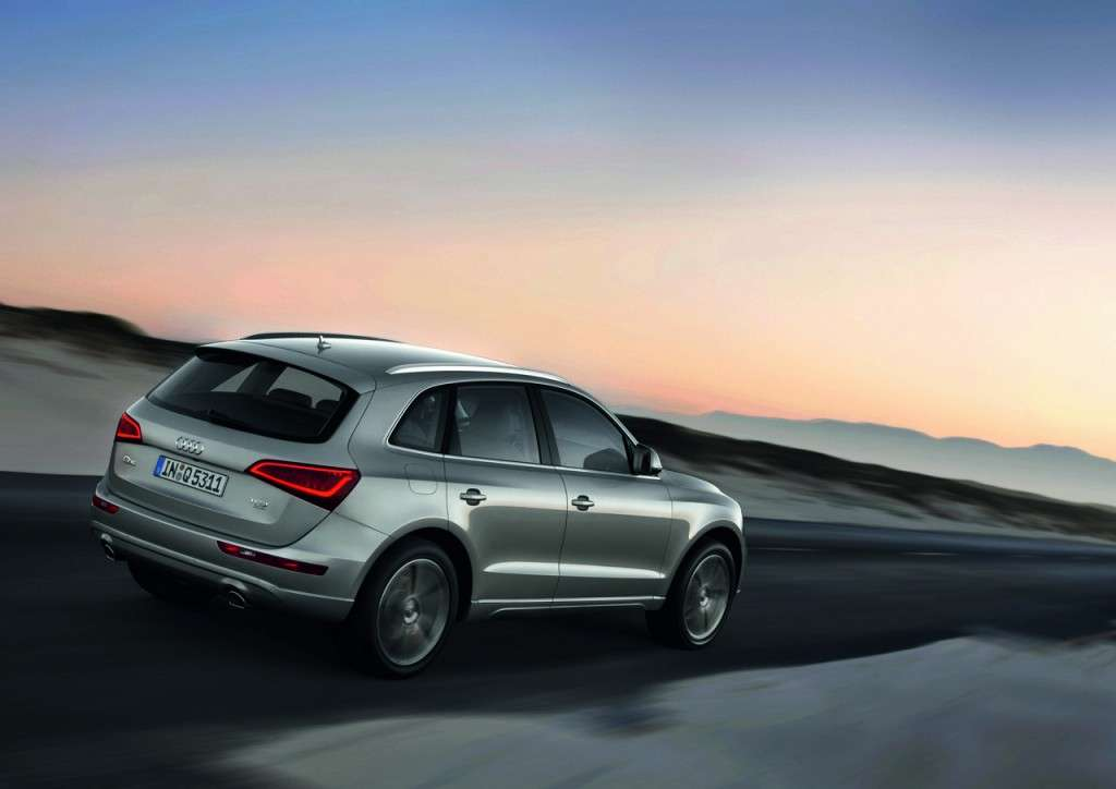 Audi Q5 MY 2013 restyling posteriore (6)