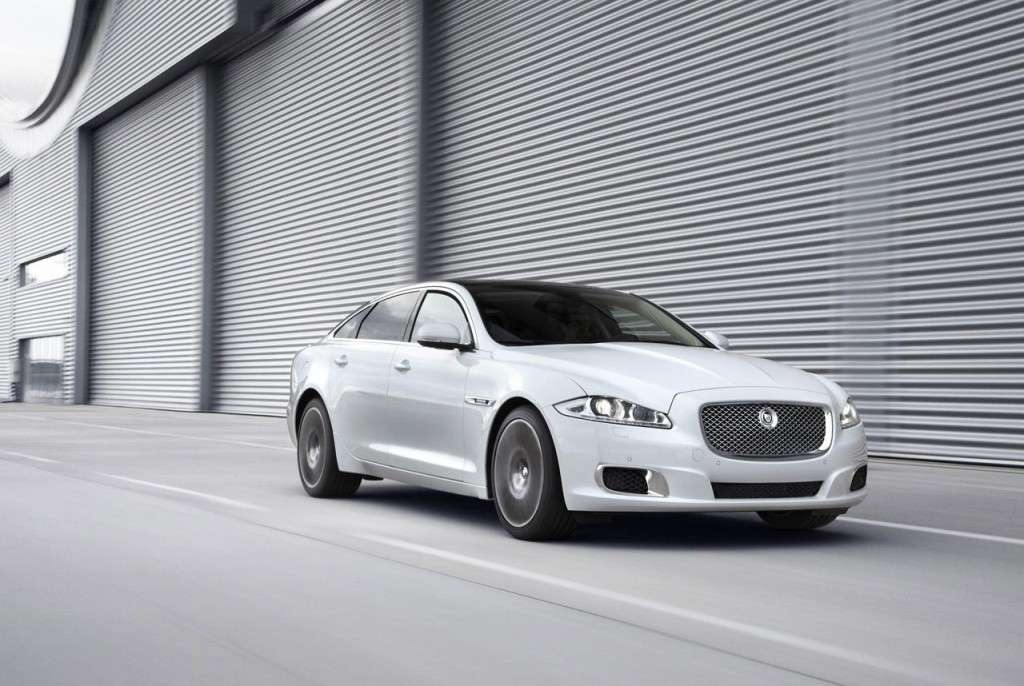 Jaguar XJ Ultimate - frontale (2)