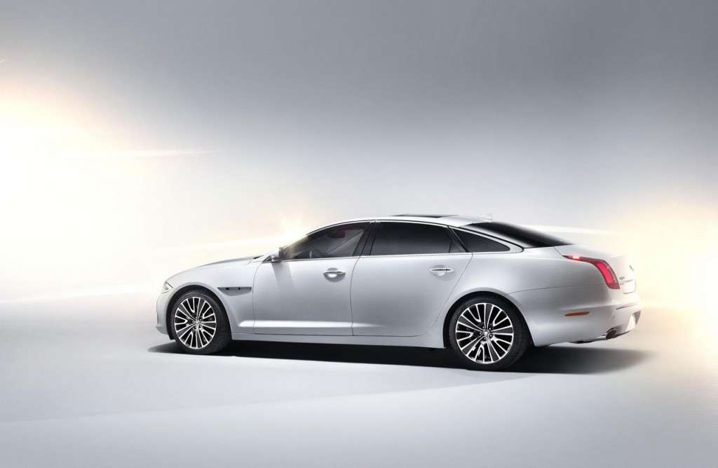 Jaguar XJ Ultimate - laterale (2)